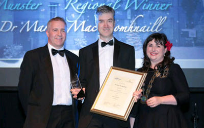 Munster Sensitive Dentist of the Year 2015